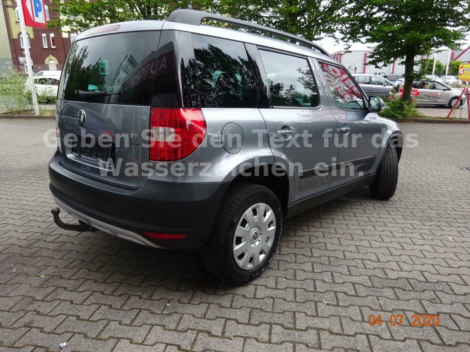 SKODA Yeti Active Plus Edition 1.2 TSI, 1HD, AHK, 8XR