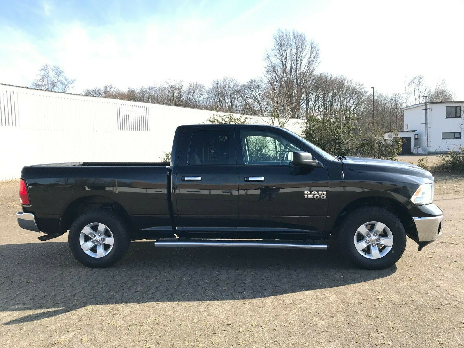 DODGE RAM 1500 Doka 3.6L LPG GAS 8Gang 4X4