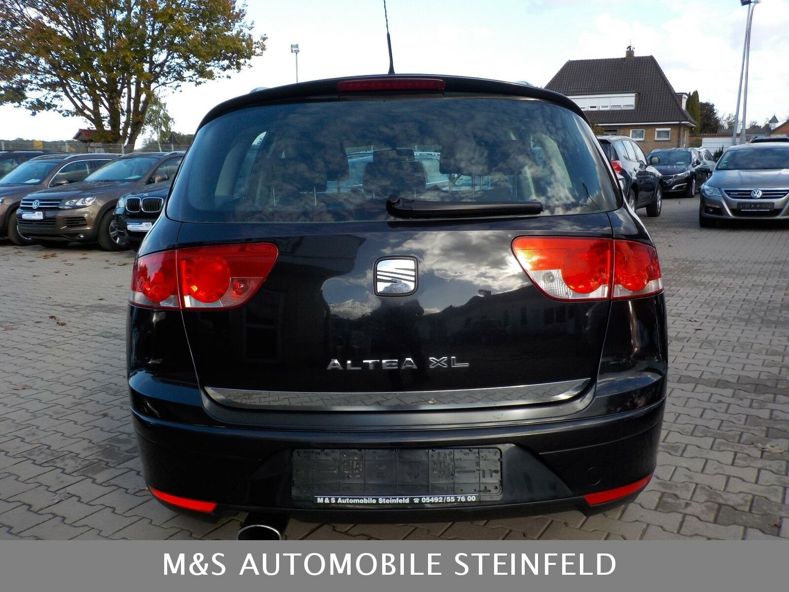 SEAT Altea XL 1.6 Reference *KLIMA*TEMPOMAT*6-GANG