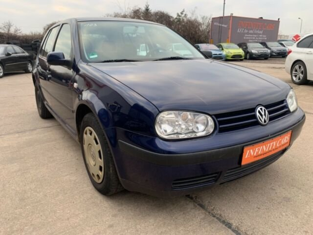 VW Golf IV Lim. Edition