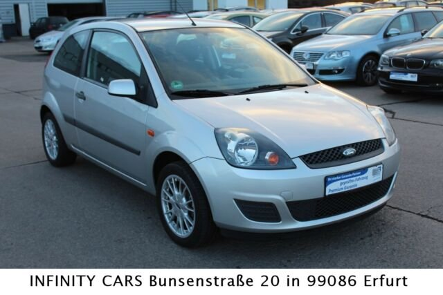 Ford Fiesta Connection