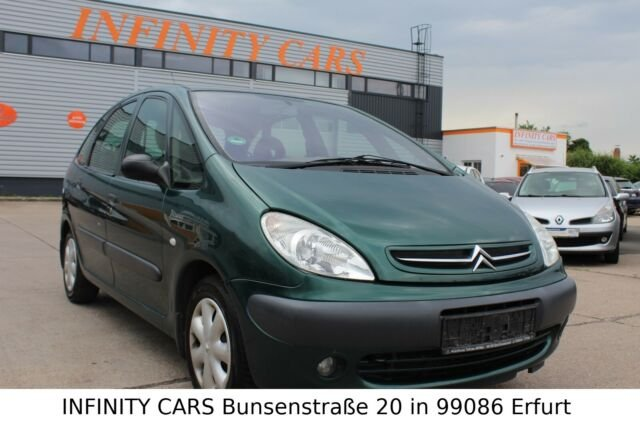 Citroën Xsara Picasso 1.8 16V Exclusive