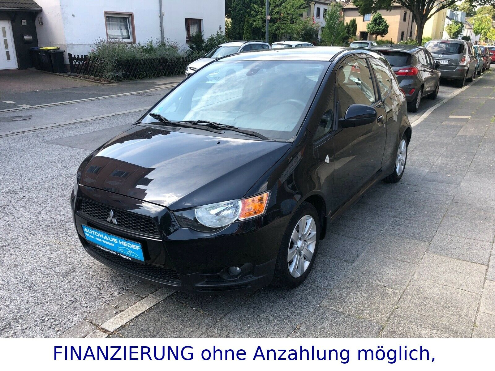 MITSUBISHI Colt 1.3 Motion ClearTec - 1 Hand - Wening Km -