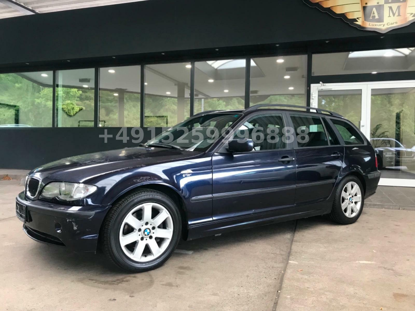BMW 320dtouring/