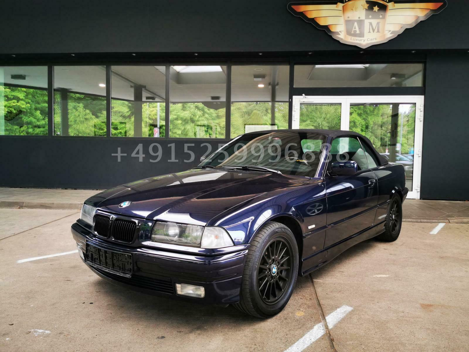 BMW 318i Exclusiv Edition Cabrio Super Zustand