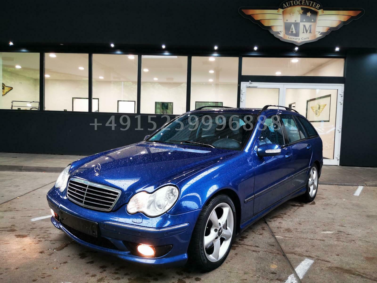MERCEDES-BENZ C 180 T Kompressor AMG Stayling/AMG Line
