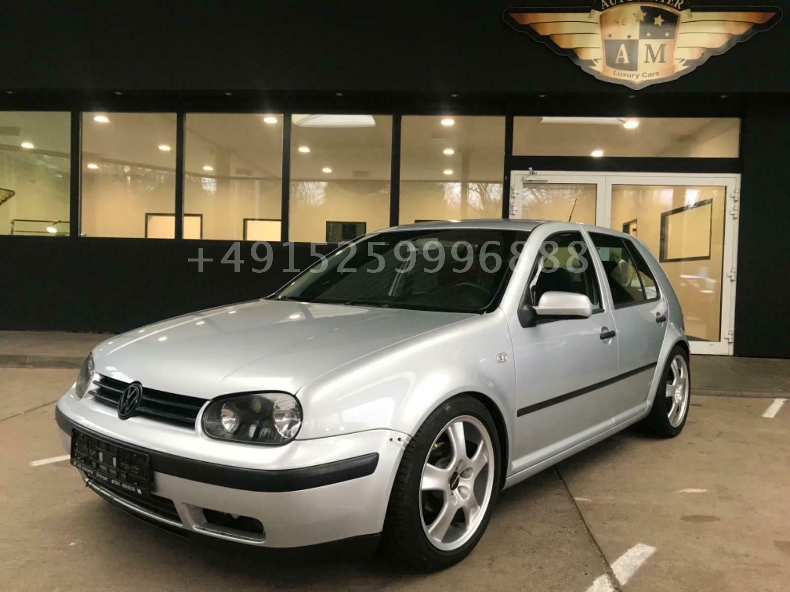 VW Golf IV Lim. Ocean