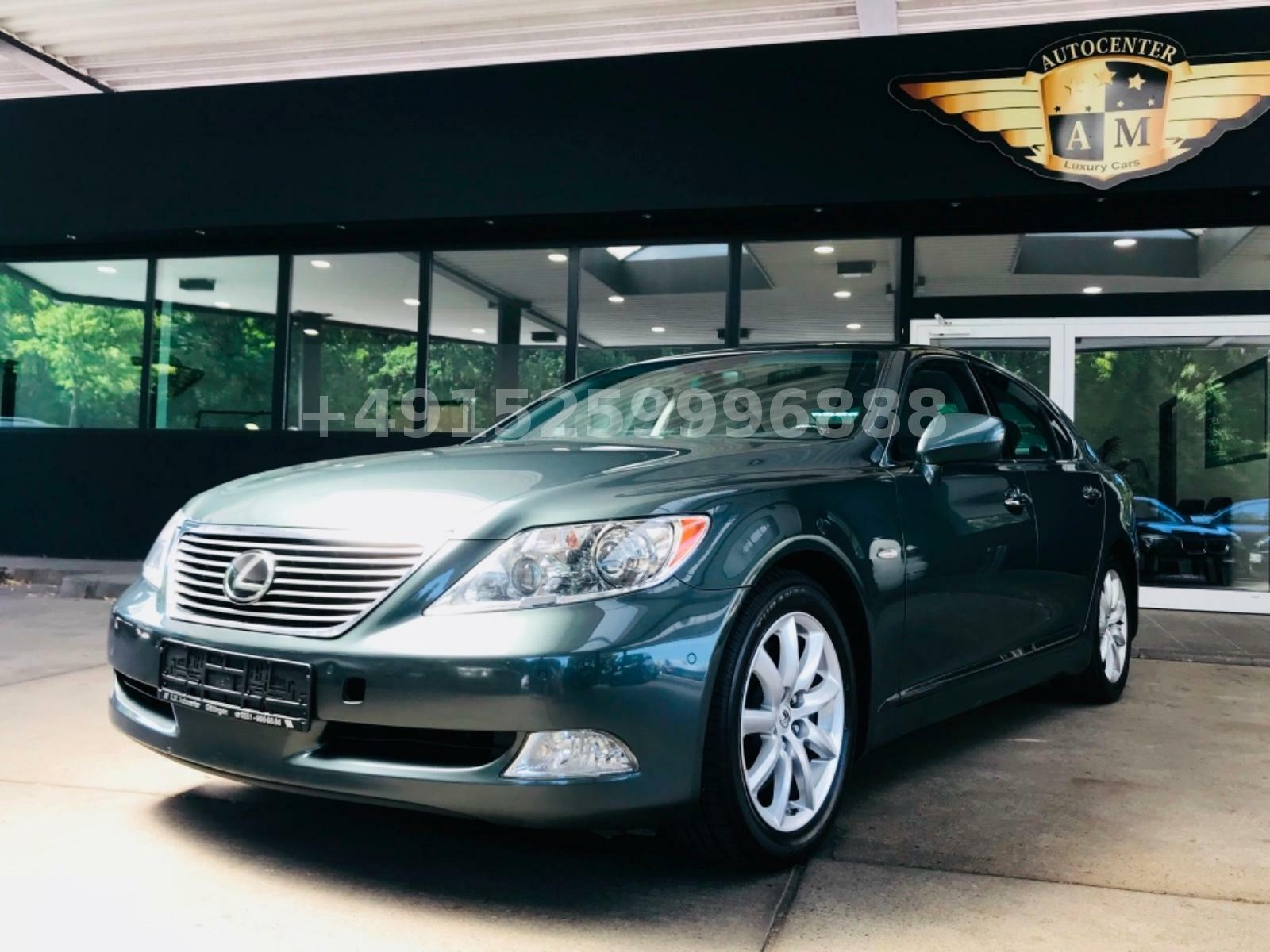 LEXUS LS 460 Voll Option