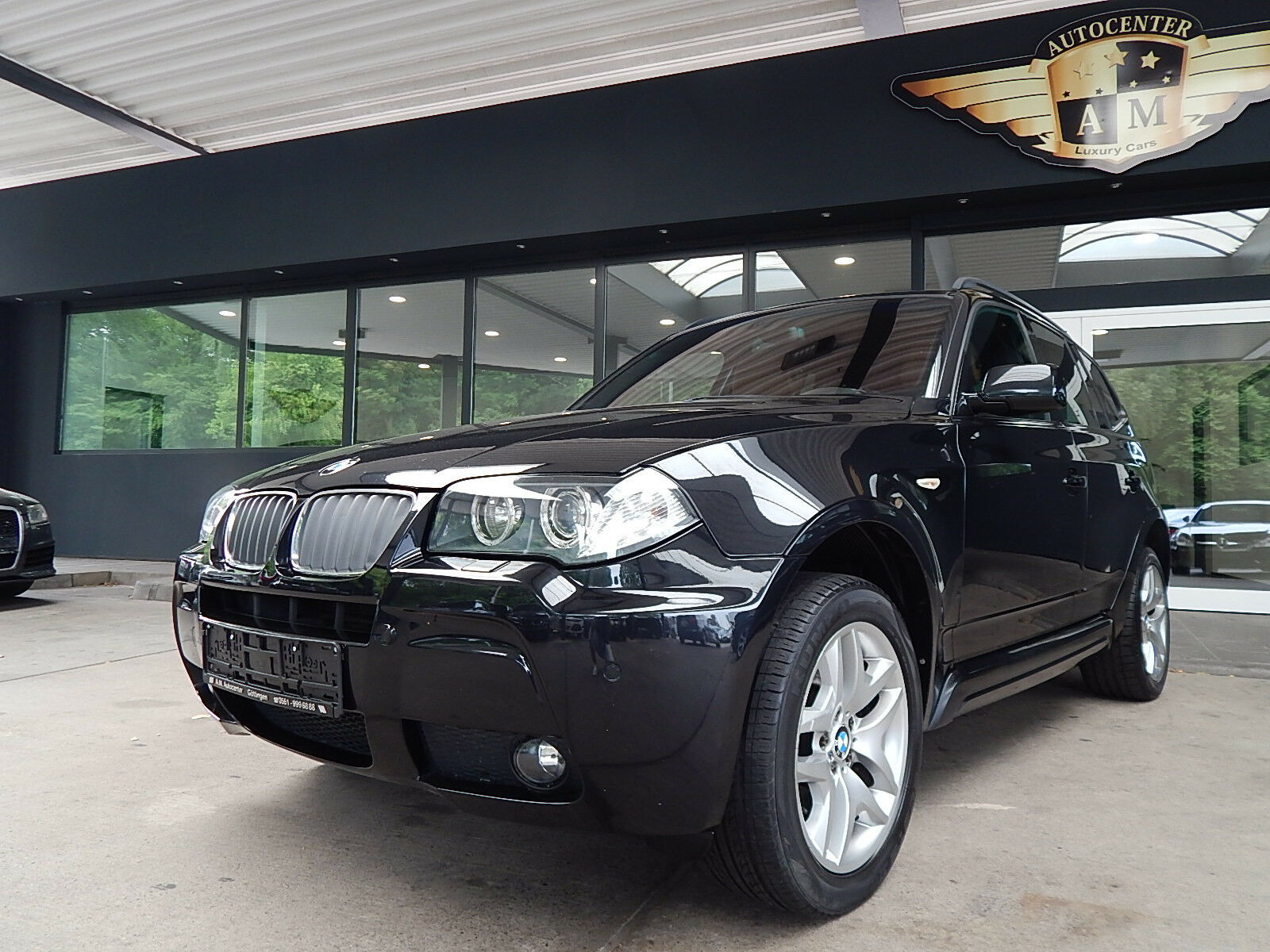 BMW X3 xDrive M-Sportpaket/Glasdach/Led