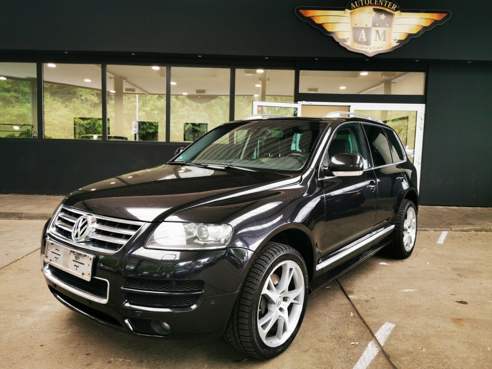 VW Touareg V6 TDI Exclusive Edition 219/ATM 63600km