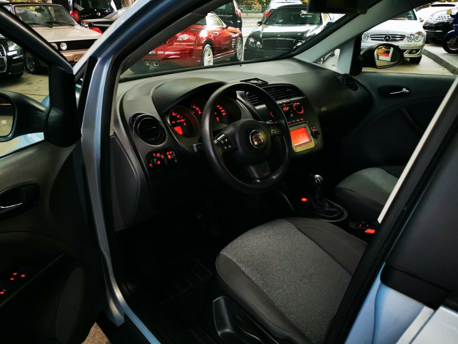 SEAT Altea Reference
