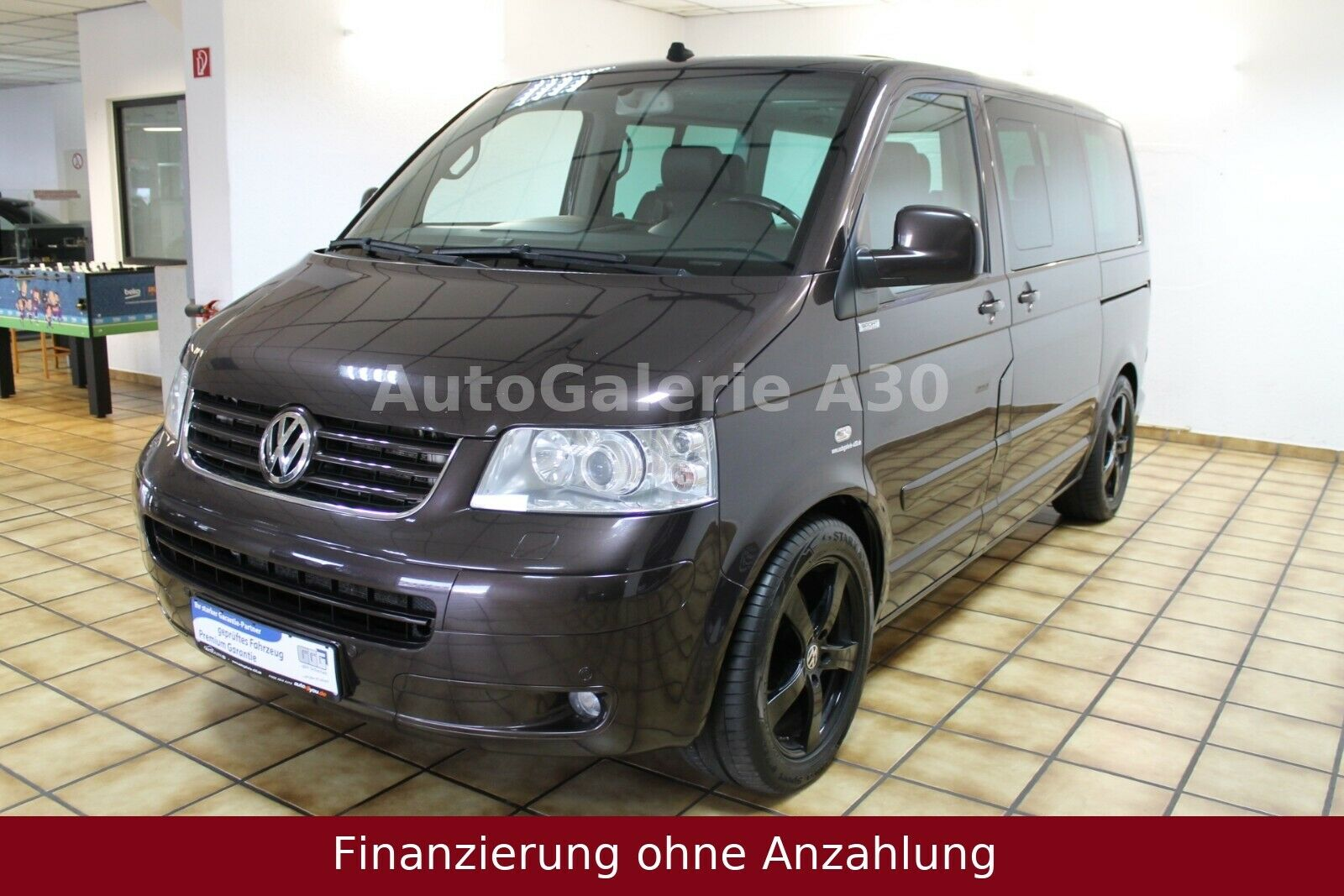 VW T5 Bus Multivan Sport Edition Navi Xenon