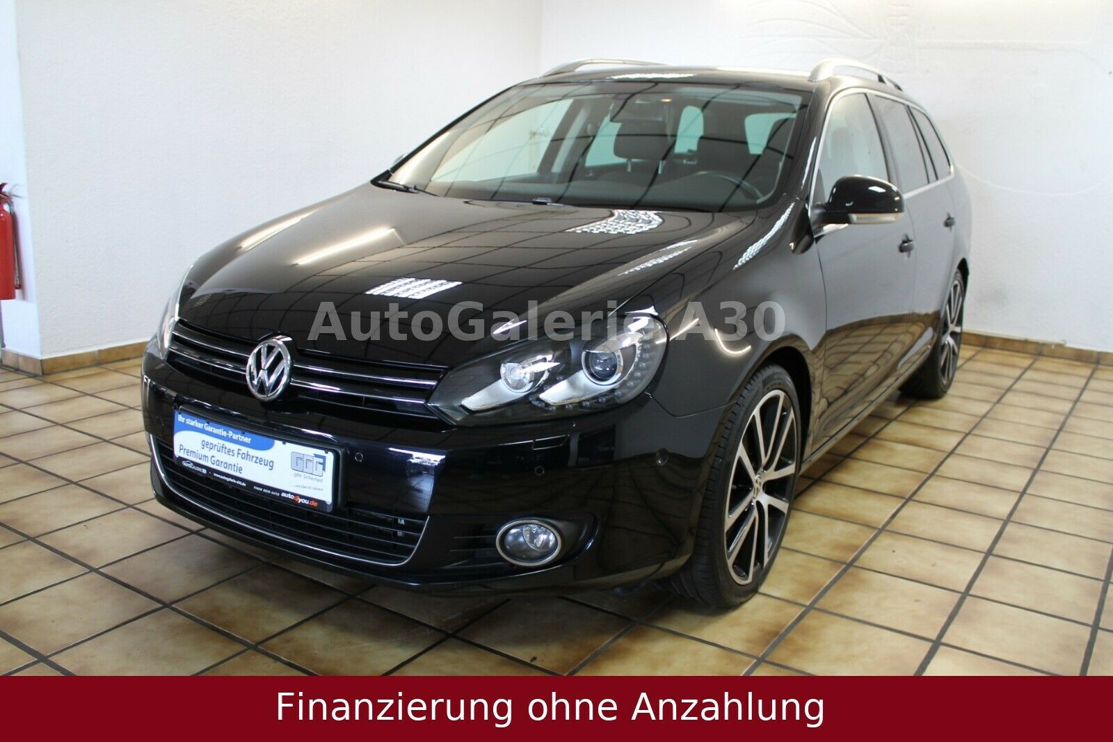 VW Golf VI Variant Highline Navi Panorama Bi-Xenon