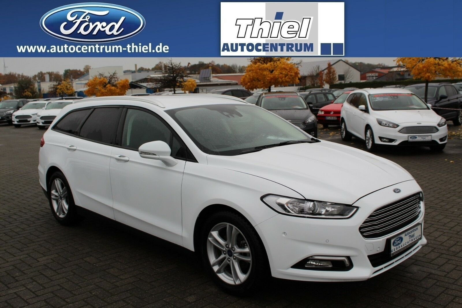 FORD Mondeo Turnier 1.5 Eco Boost Business 160 PS