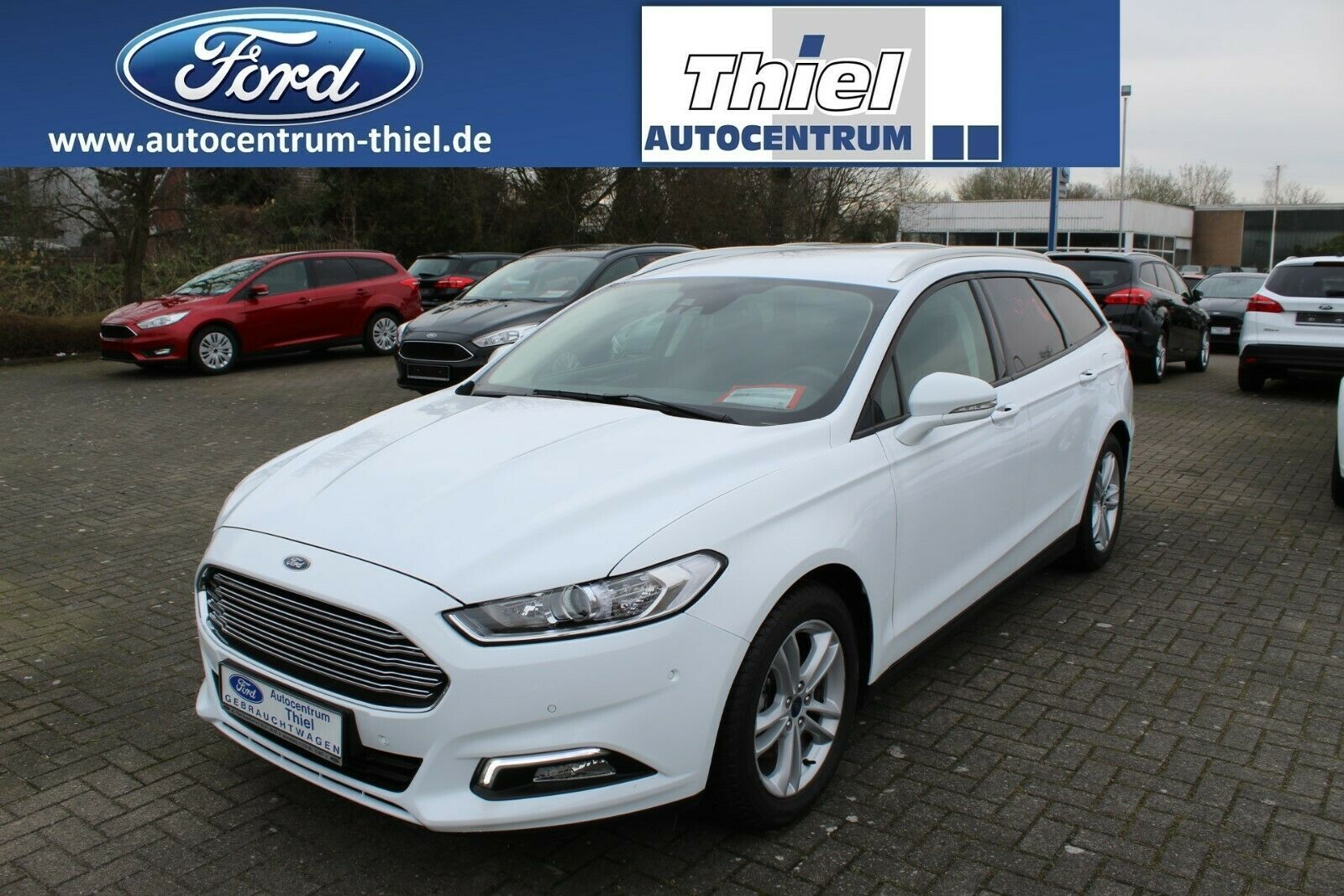 FORD Mondeo Turnier 2.0 TDCi 150 PS Business Kamera