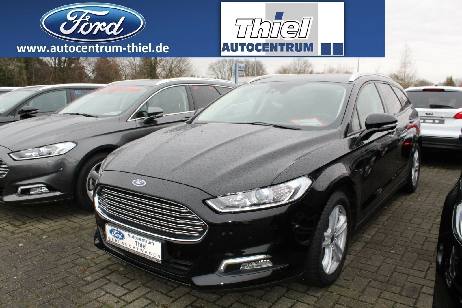 FORD Mondeo Turnier EcoBoost Business 160PS Kamera