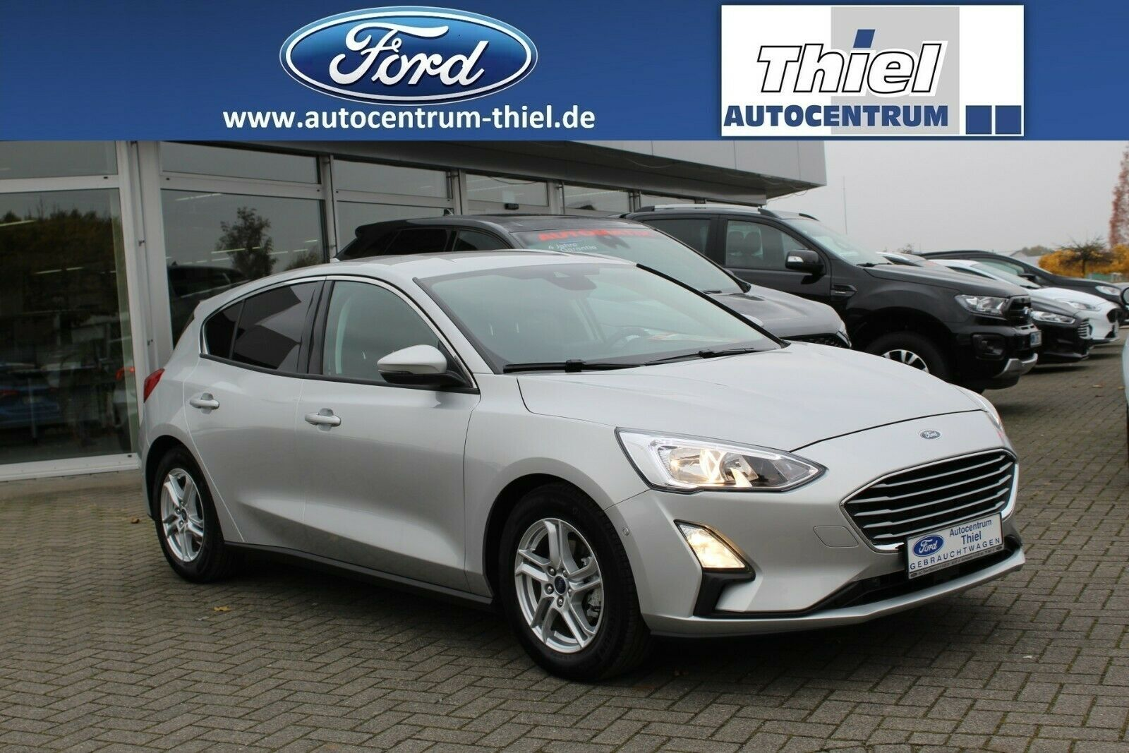 FORD Focus EcoBoost 100 PS Cool & Connect 4J Garantie