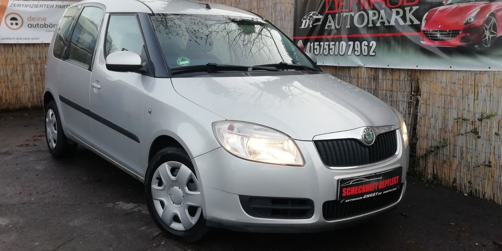 SKODA Roomster Style AUTOMATIK