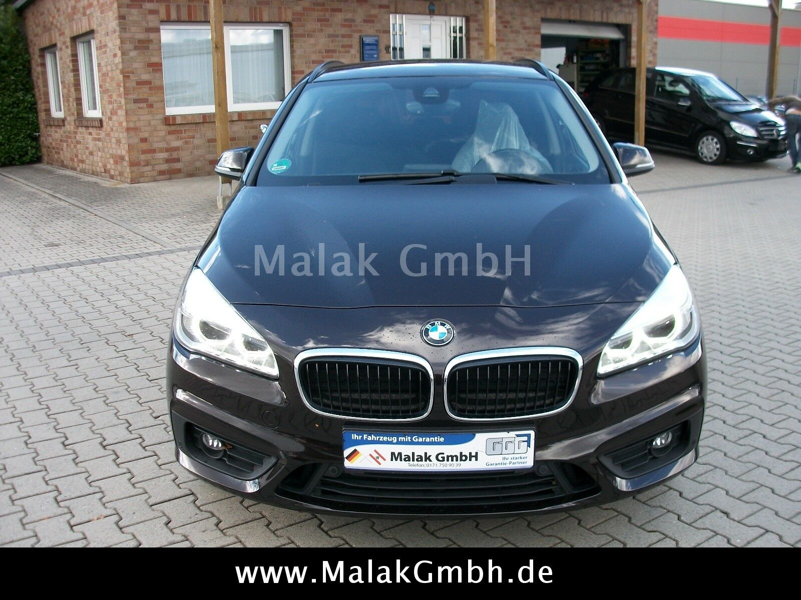 BMW Baureihe 2 Active Tourer 218d