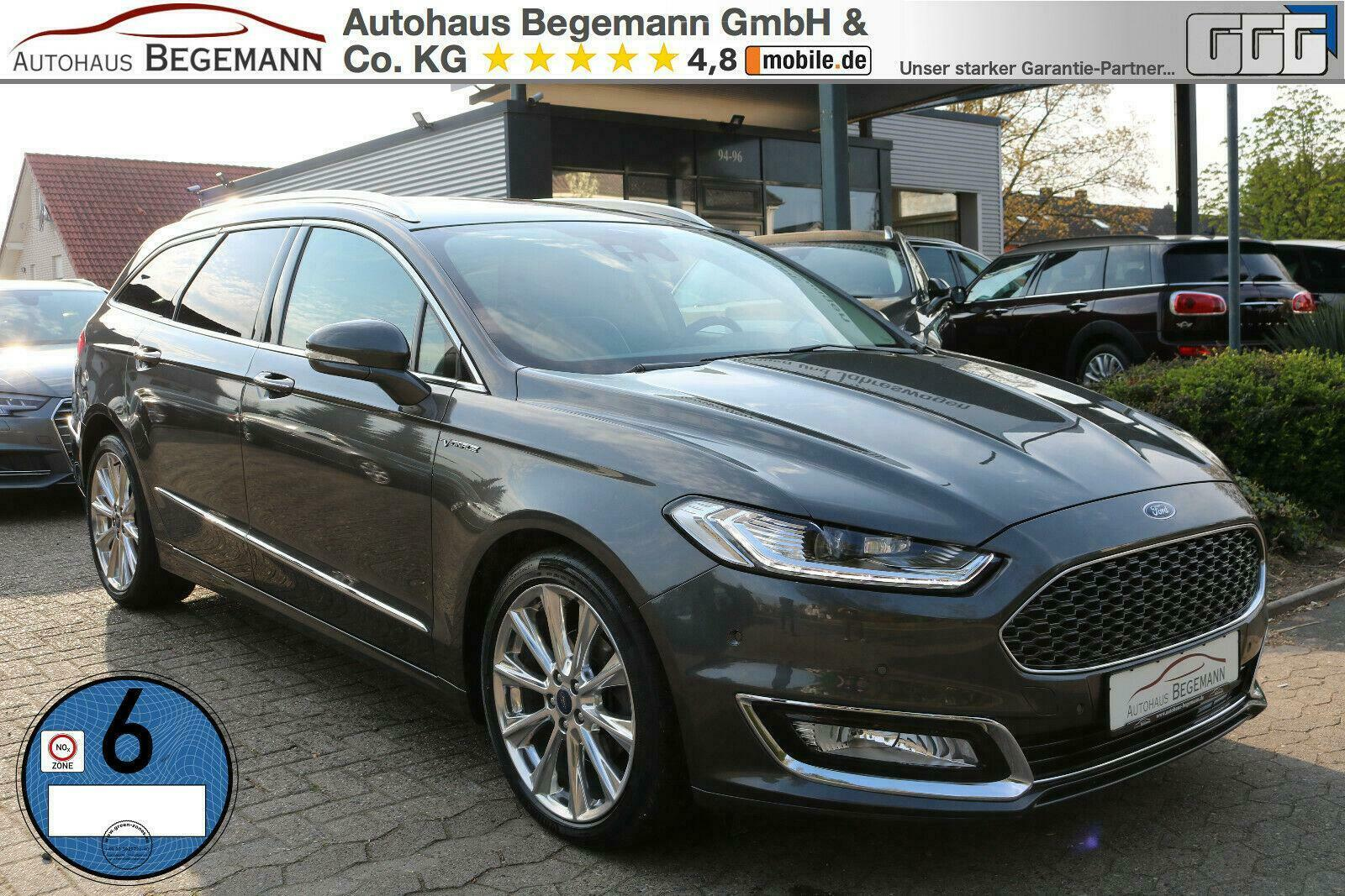 FORD Mondeo Turnier 2,0 TDCi Vignale LED Pano Leder