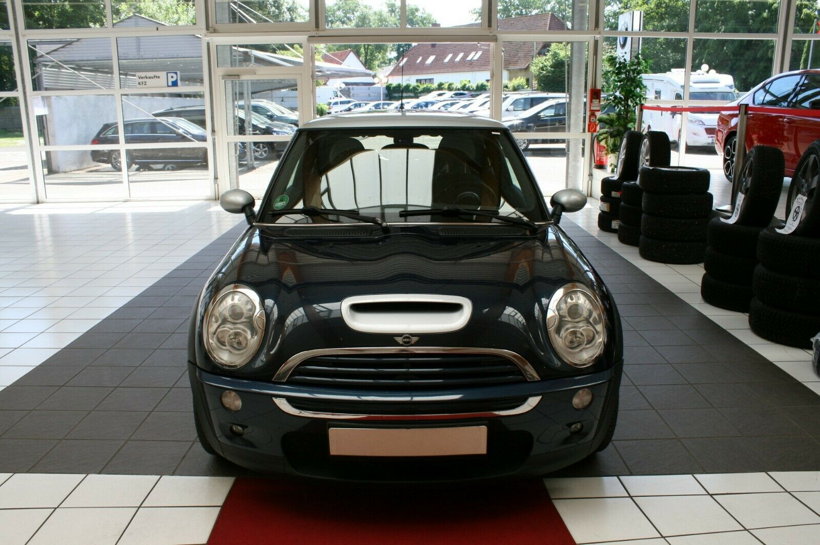 MINI MINI Cooper S Checkmate Harman/Kardon Xenon