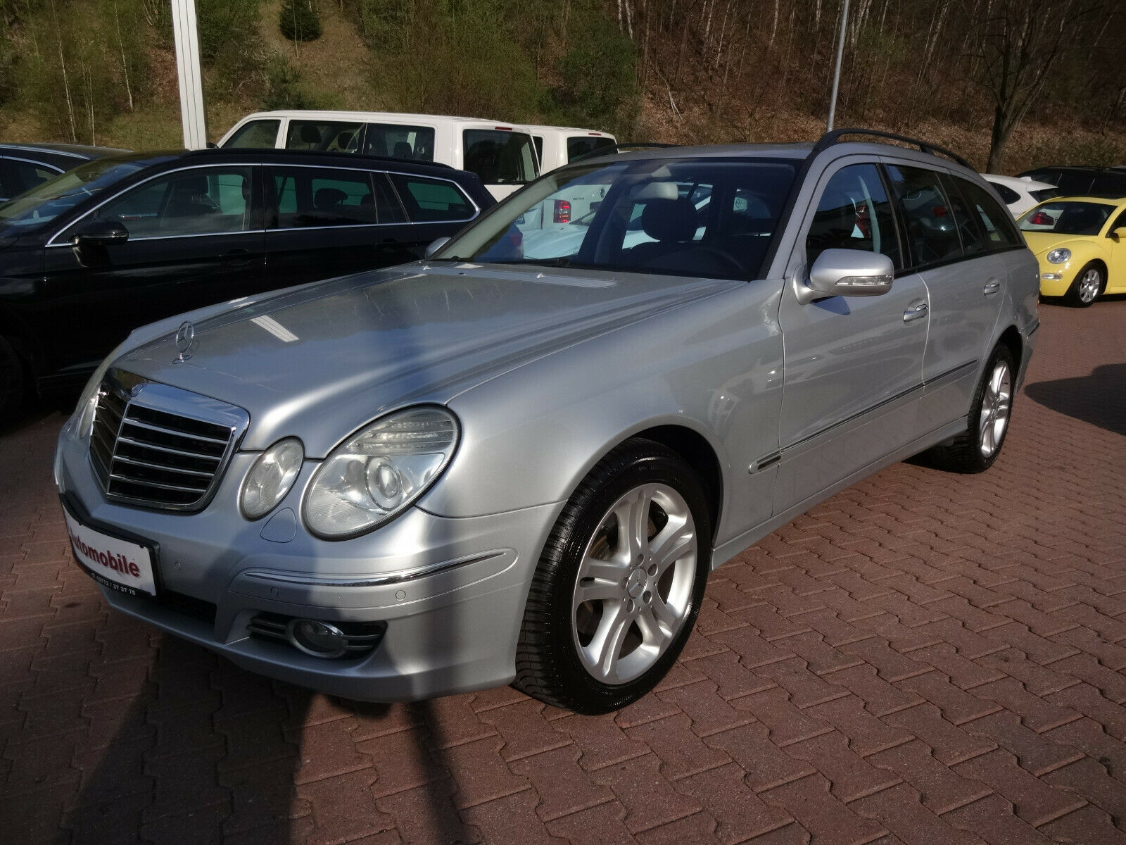 MERCEDES-BENZ E 280 CDI AVANTGARDE 4Matic