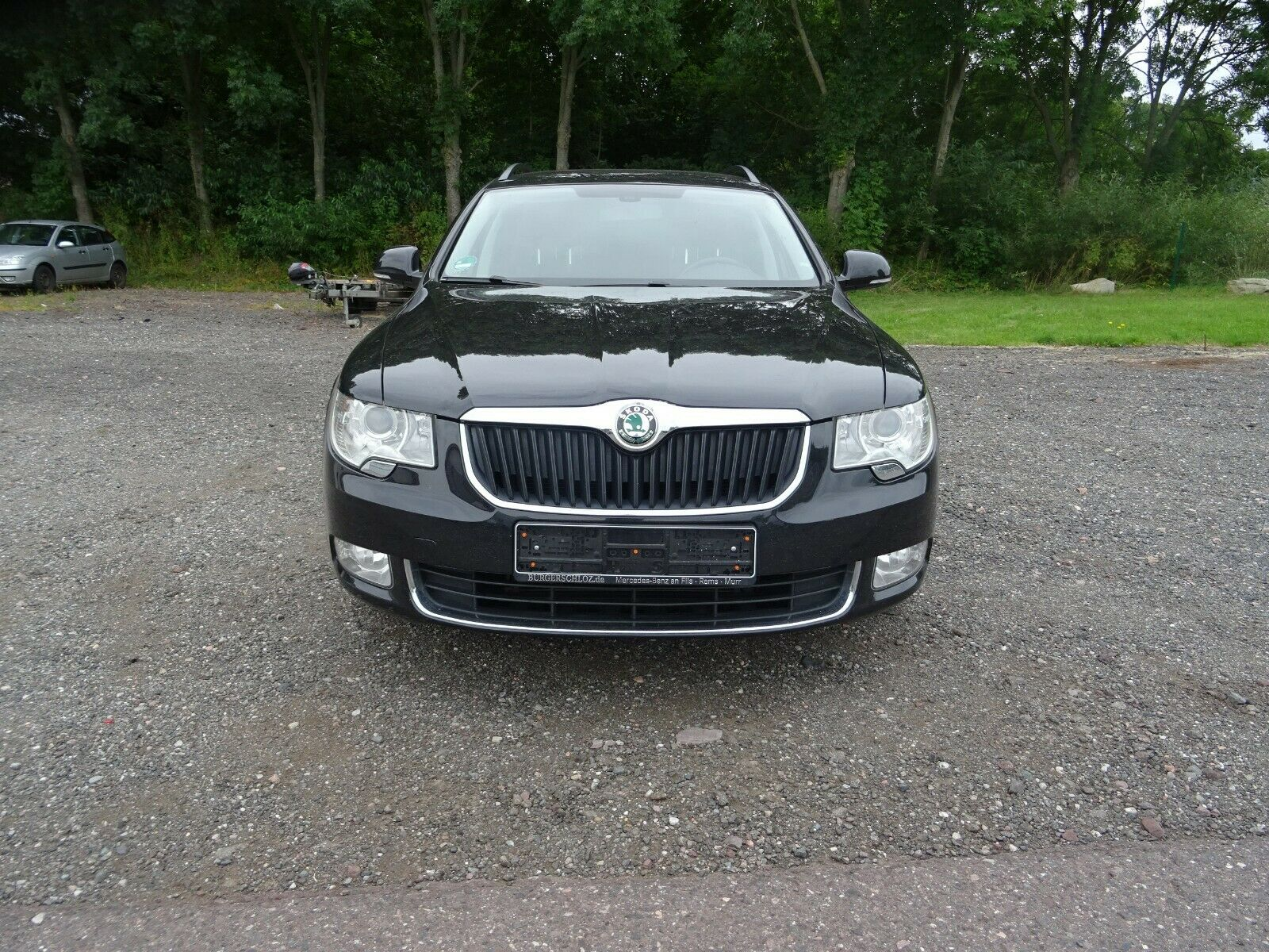 SKODA Superb Combi Ambition Xenon DSG Navigation PDC