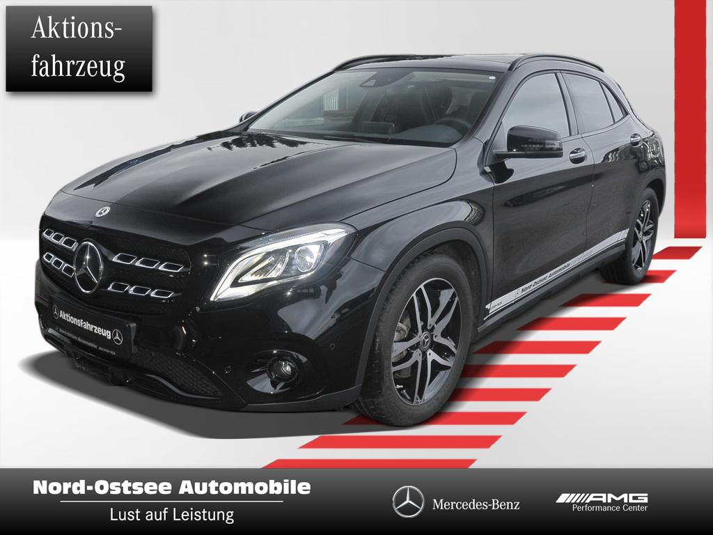Mercedes-Benz GLA 220 4MATIC Urban Night Navi Spur Pano LED