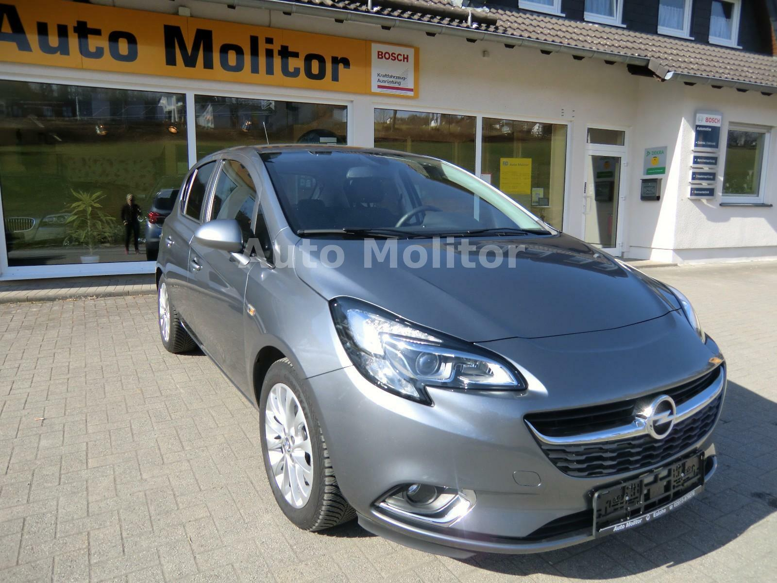 OPEL Corsa E Innovation 115PS ,Xenon, Sitzh.