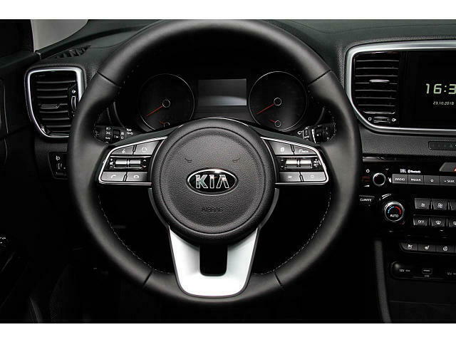 KIA Sportage 1.6 CRDI SPIRIT TECH LED Euro6d-Temp