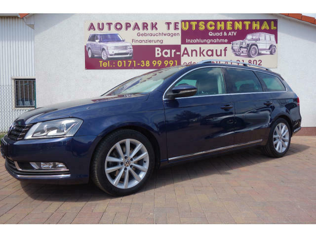 VW Passat Variant Highline BlueMotion (365), Xenon,