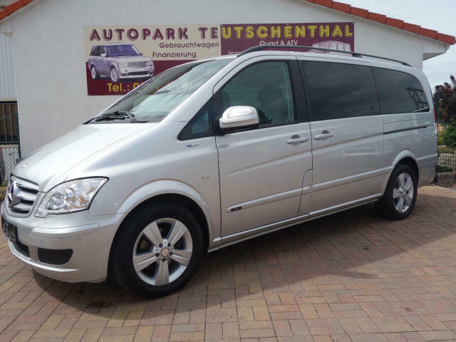 MERCEDES-BENZ Viano 3.0 CDI Trend Edition lang, Standheizung,