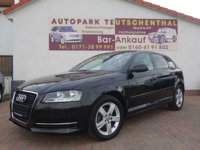 AUDI A3 1.2 TFSI Attraction Sportback (8PA)