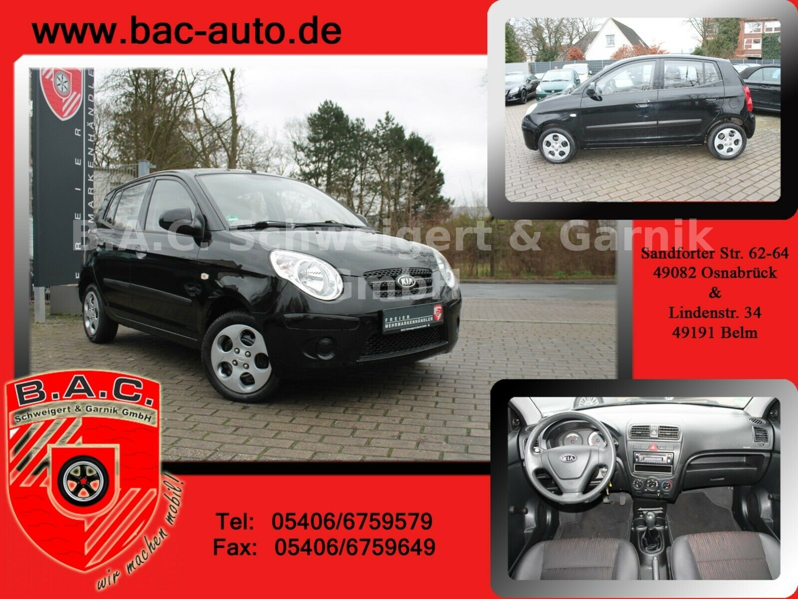 KIA Picanto Attract