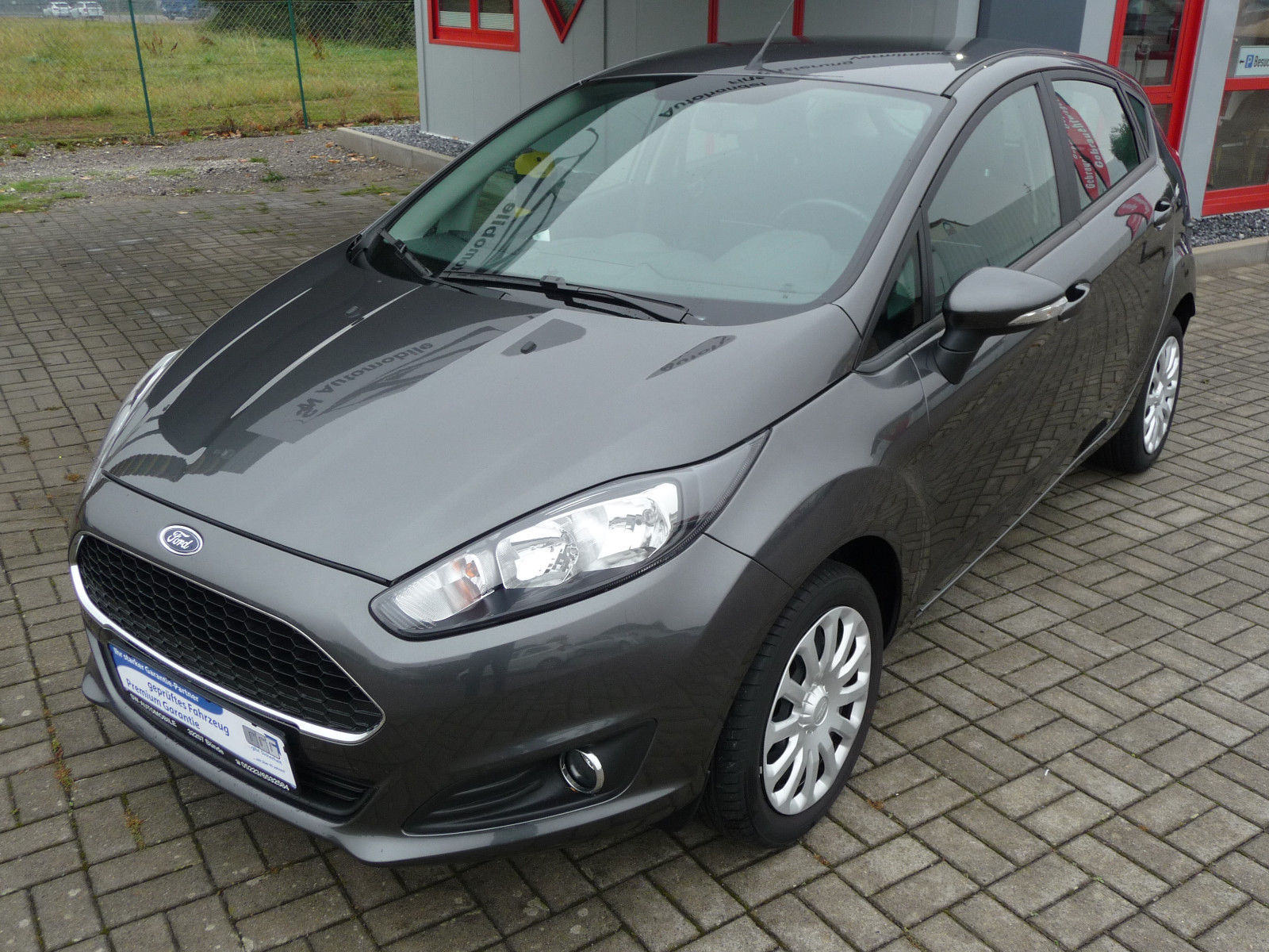 "FORD Fiesta 1,25 ""Cool and Sound"" Klima 5 Tuerer"