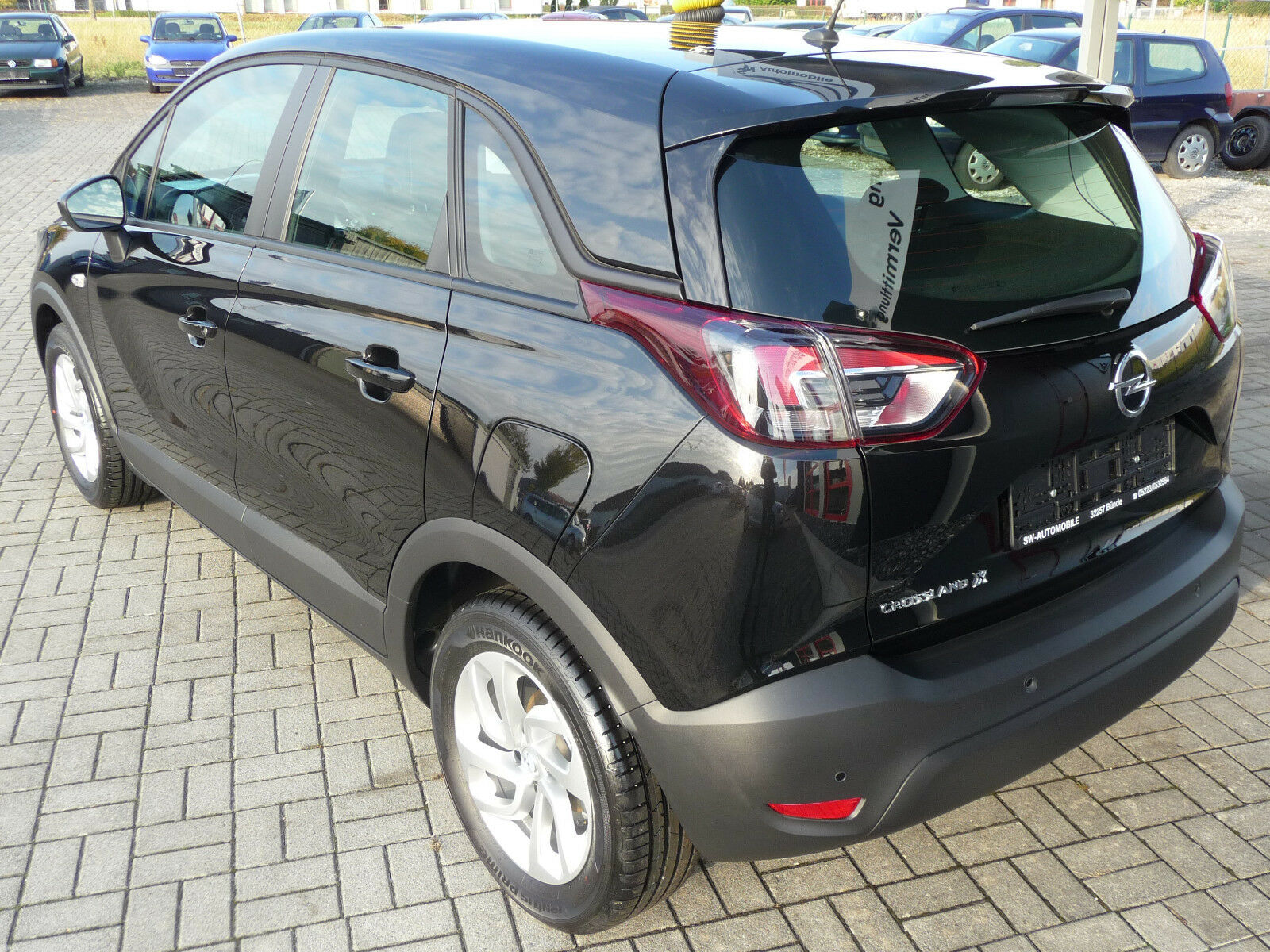 OPEL Crossland X Enjoy Edition
