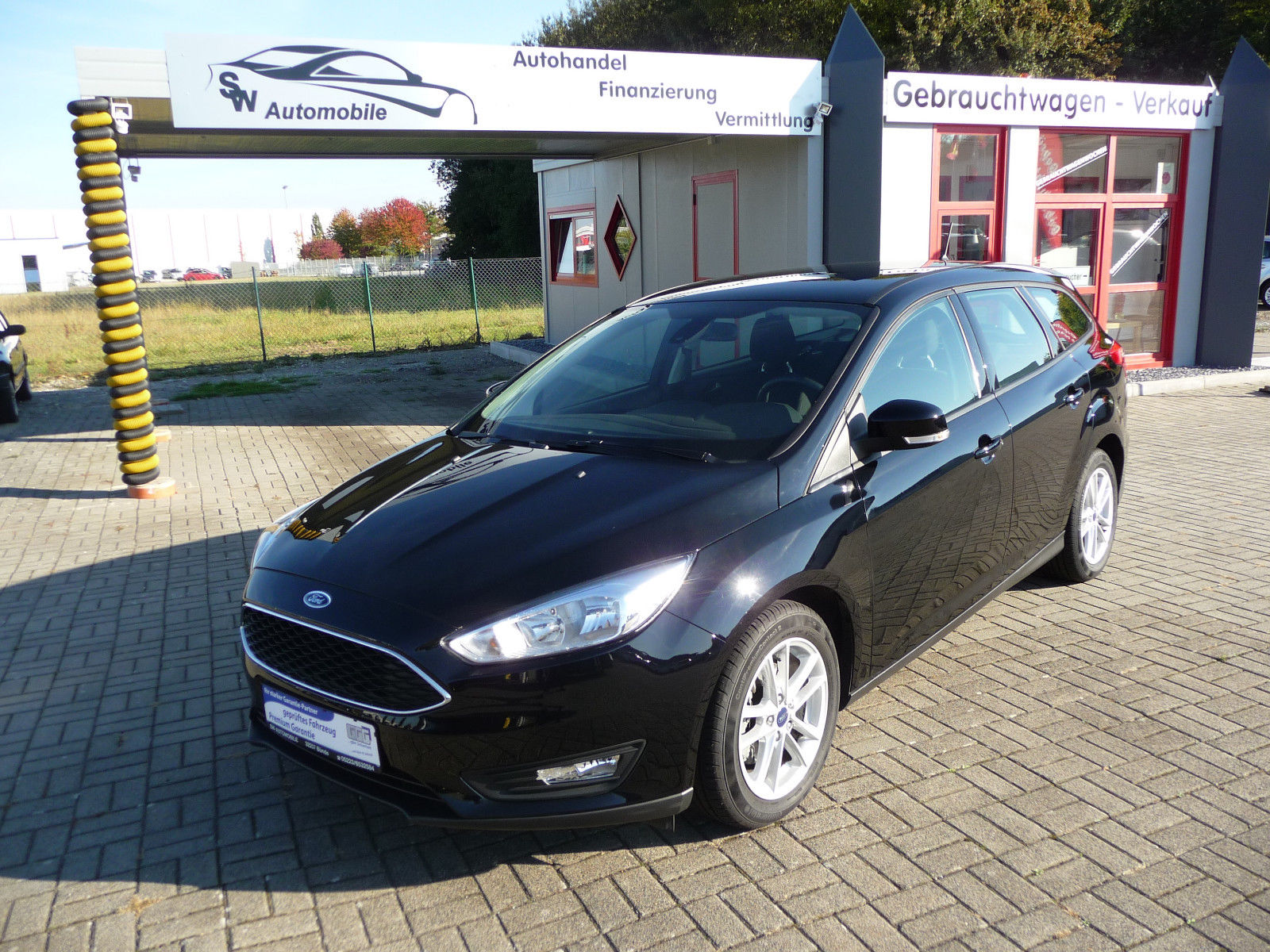 FORD Focus Turnier Business Edition Klima LM