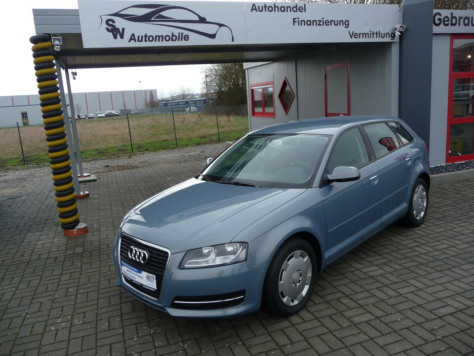 AUDI A3 Sportback 1.4 TFSI Attraction DSG Klima
