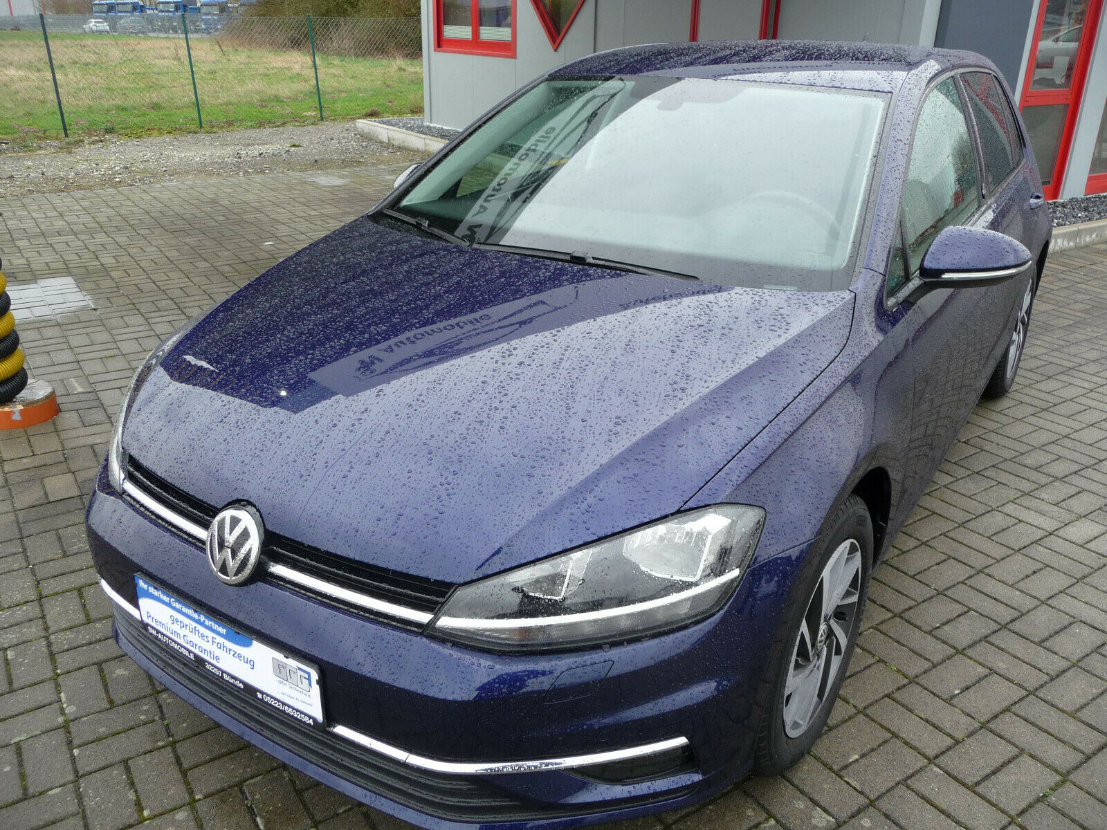 "VW Golf VII Lim. 1.4 TSI "" Sound "" Blue Motion"