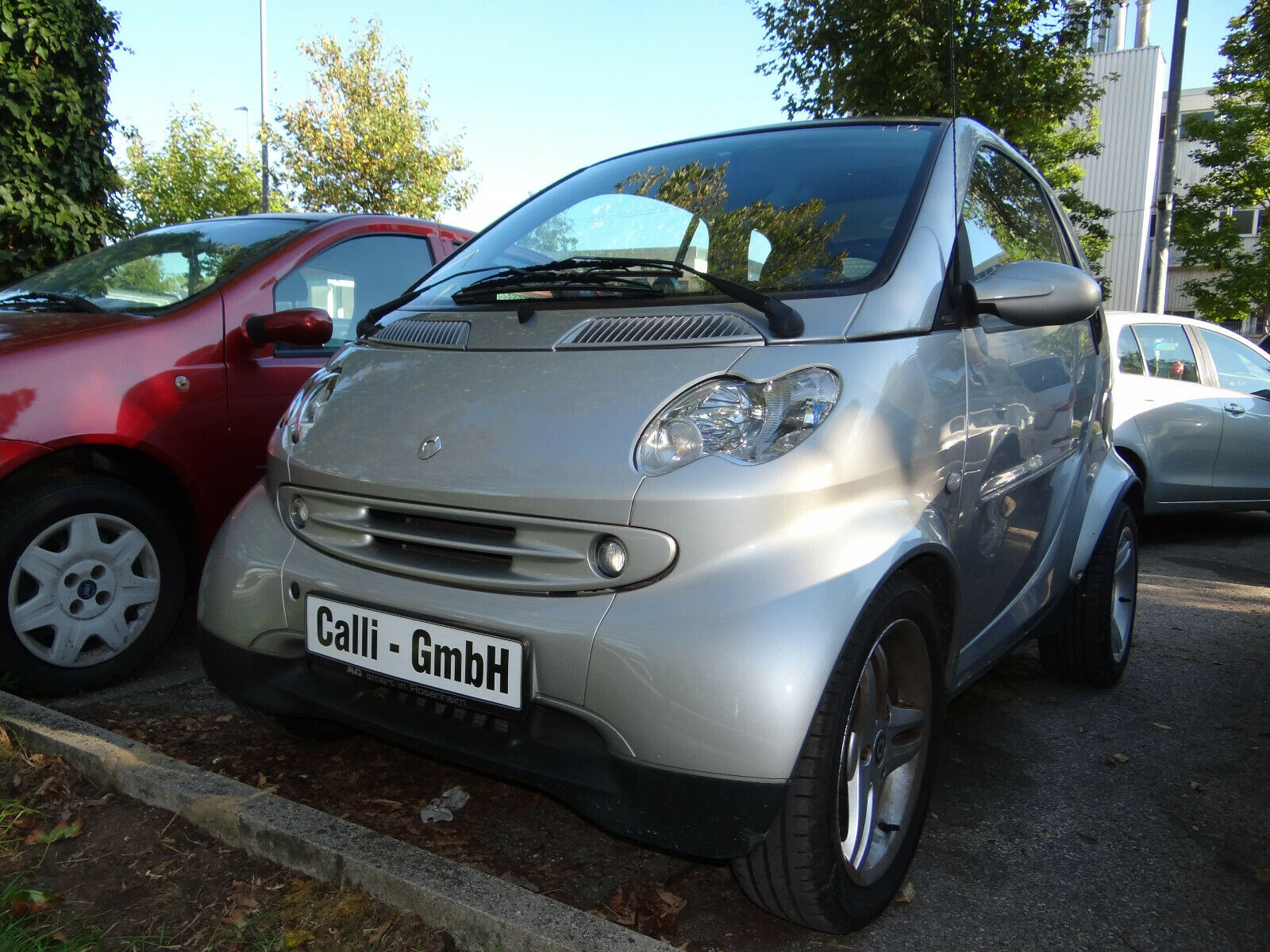 SMART coupe / fortwo coupe Basis*Leder*Panorama*Navi*8