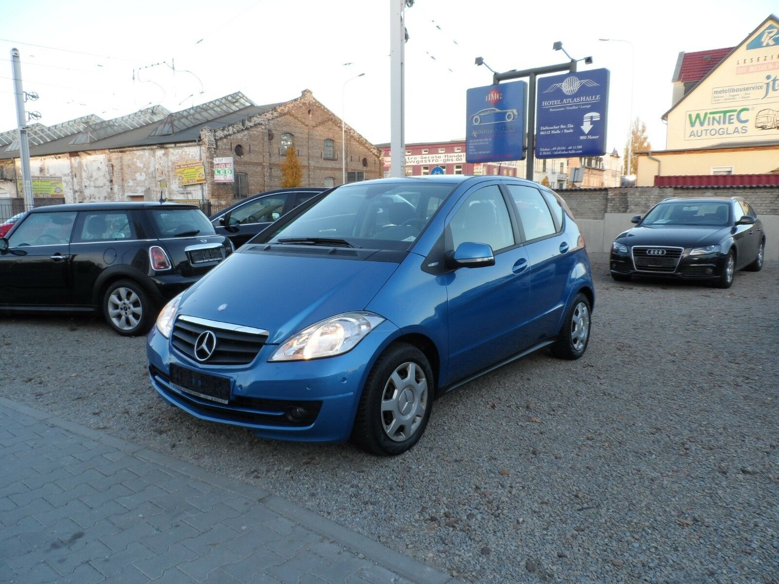 MERCEDES-BENZ A 160 BlueEFFICIENCY Special Edition*Panorama