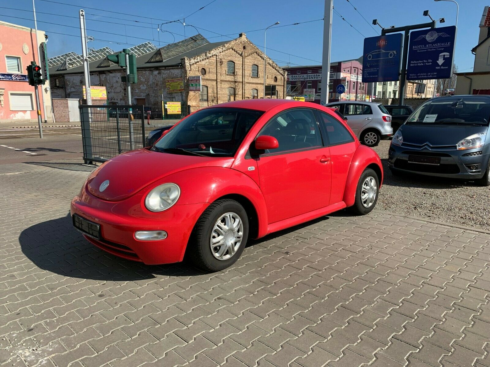 VW New Beetle 2.0 Auto