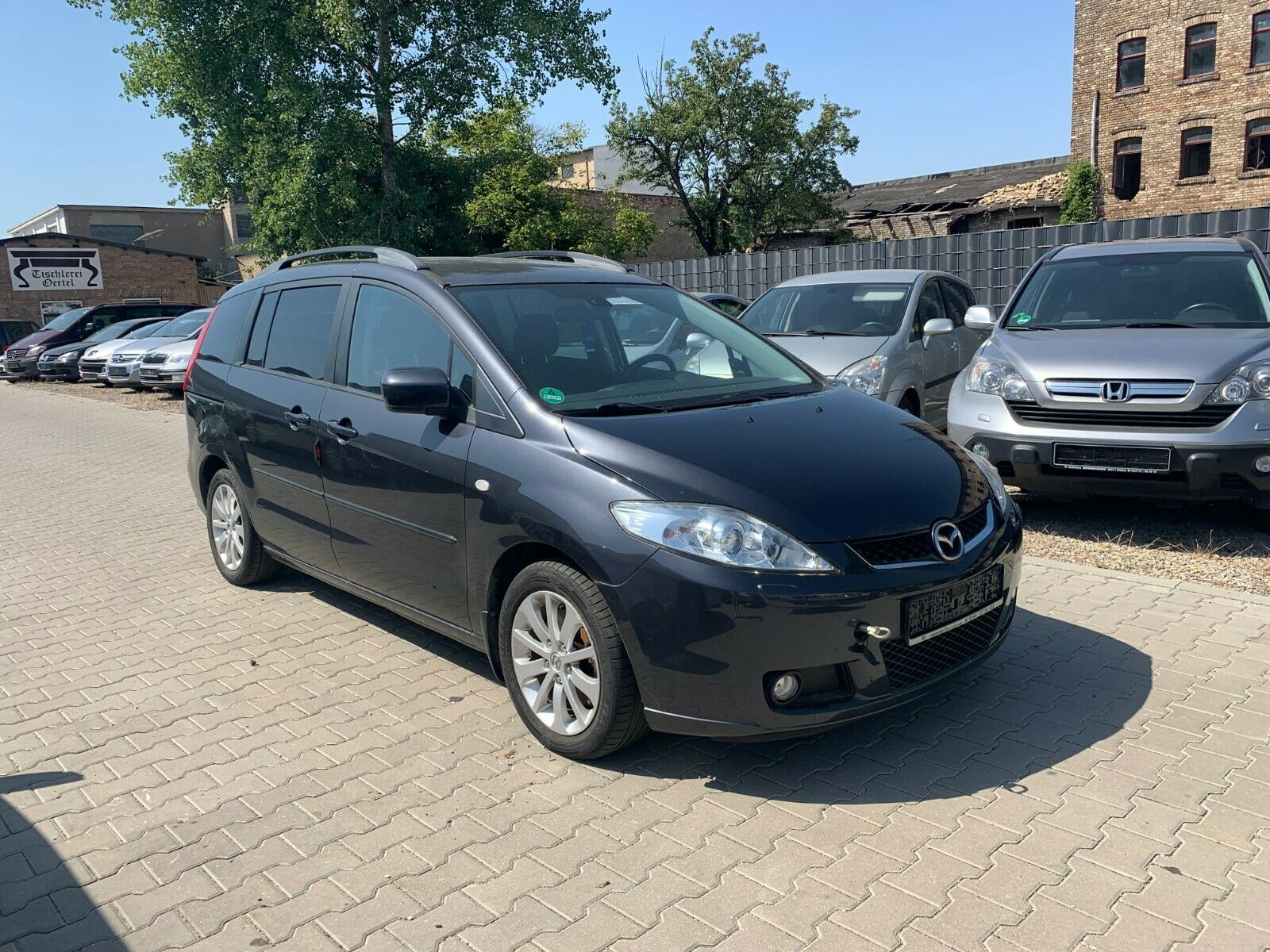 MAZDA 5 2.0 CD 105kW Exclusive*Xenon