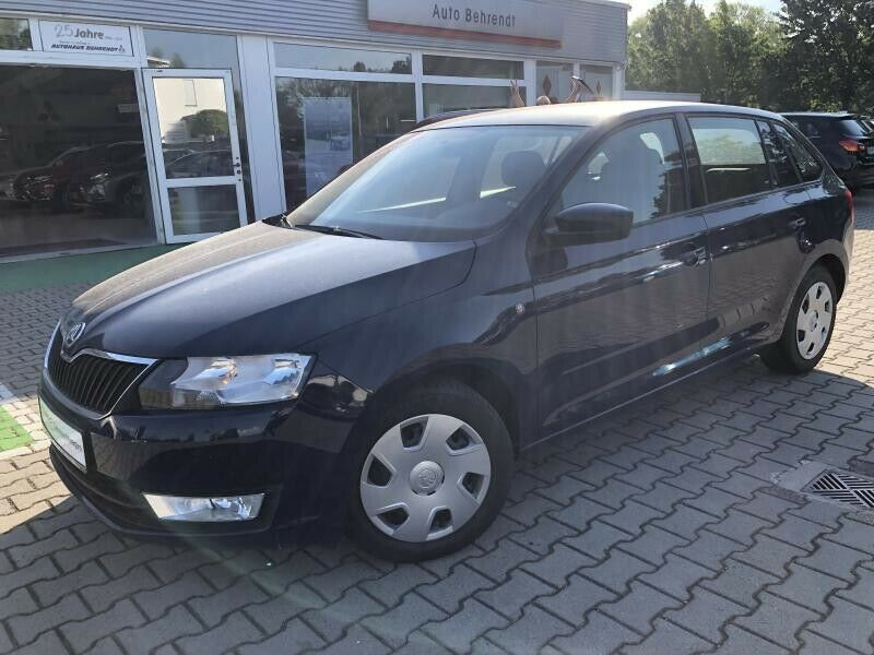 SKODA RAPID 1.2 Spaceback Ambition Unfallfrei 8fach