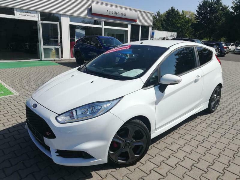 FORD Fiesta ST Leder-Sp-Paket/Kamera/Performance 1+2