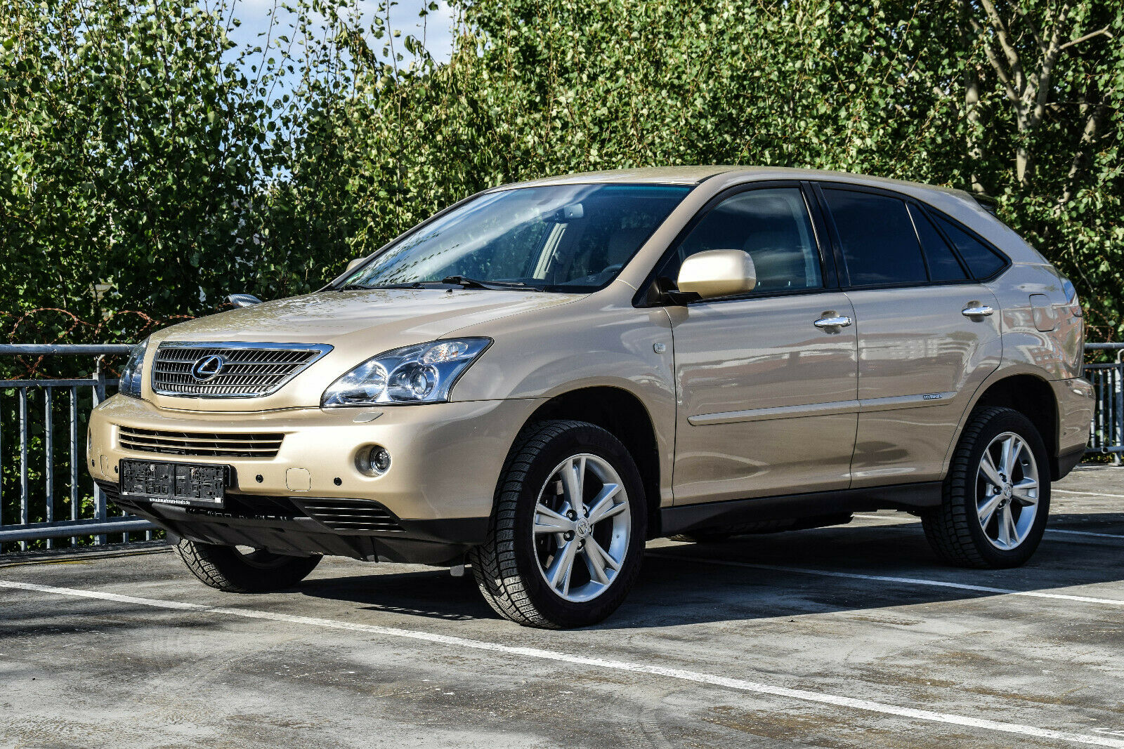 LEXUS RX 400h (hybrid) Executive