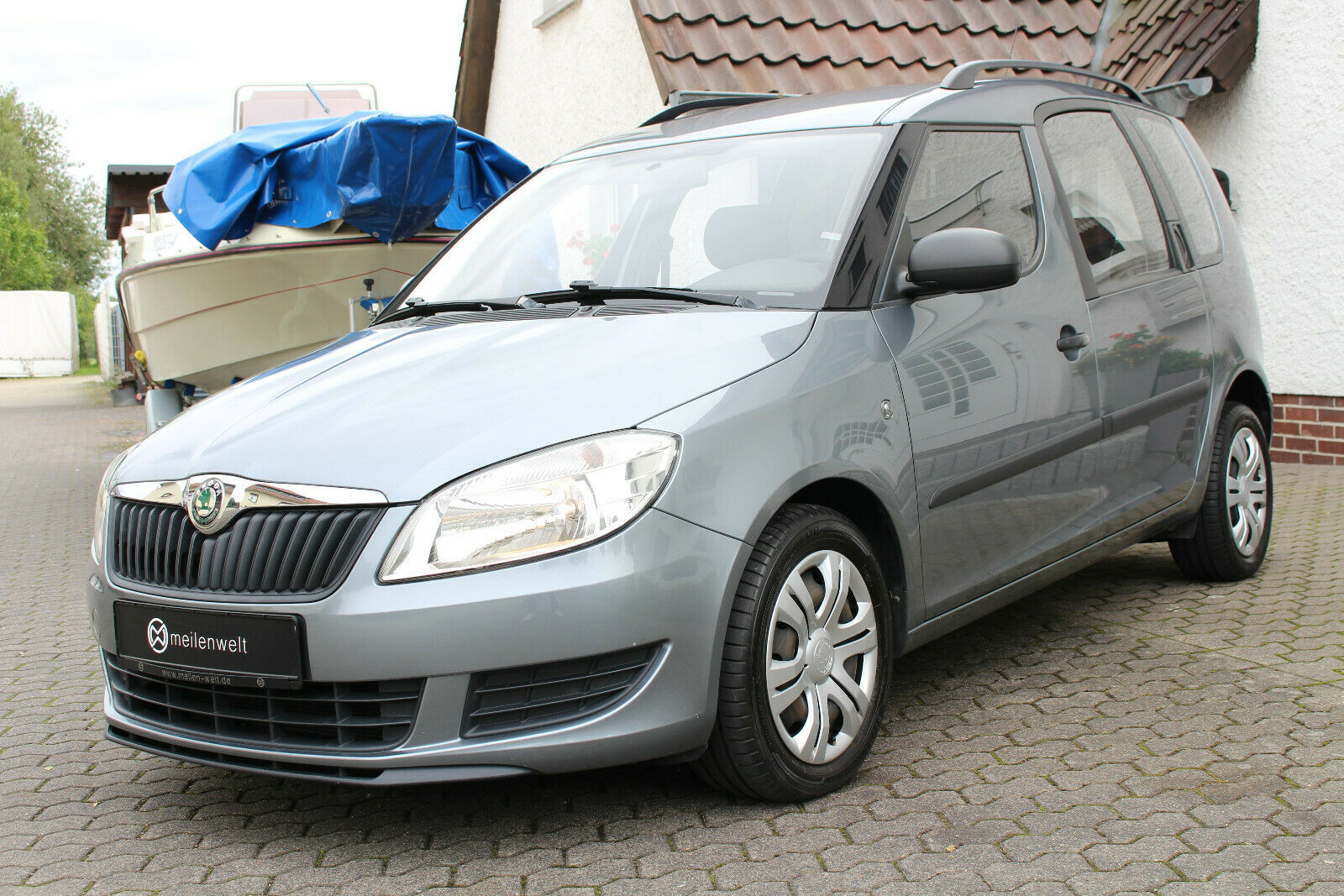 SKODA Roomster Plus Edition 1.2 TSI TÜV NEU SHZ AUX-IN