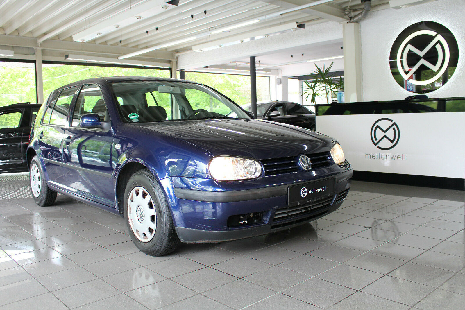 VW Golf IV Lim. TÜV 12/2020 Klima AUX-IN 4xel. FH