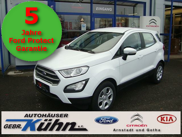 FORD ECOSPORT 1.0 TREND - PDC v/h, Winter, DAB