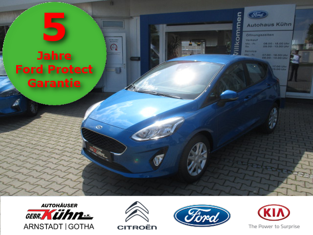FORD Fiesta 1.1 COOL&CONNECT - Park Ass.,Winter,Sync